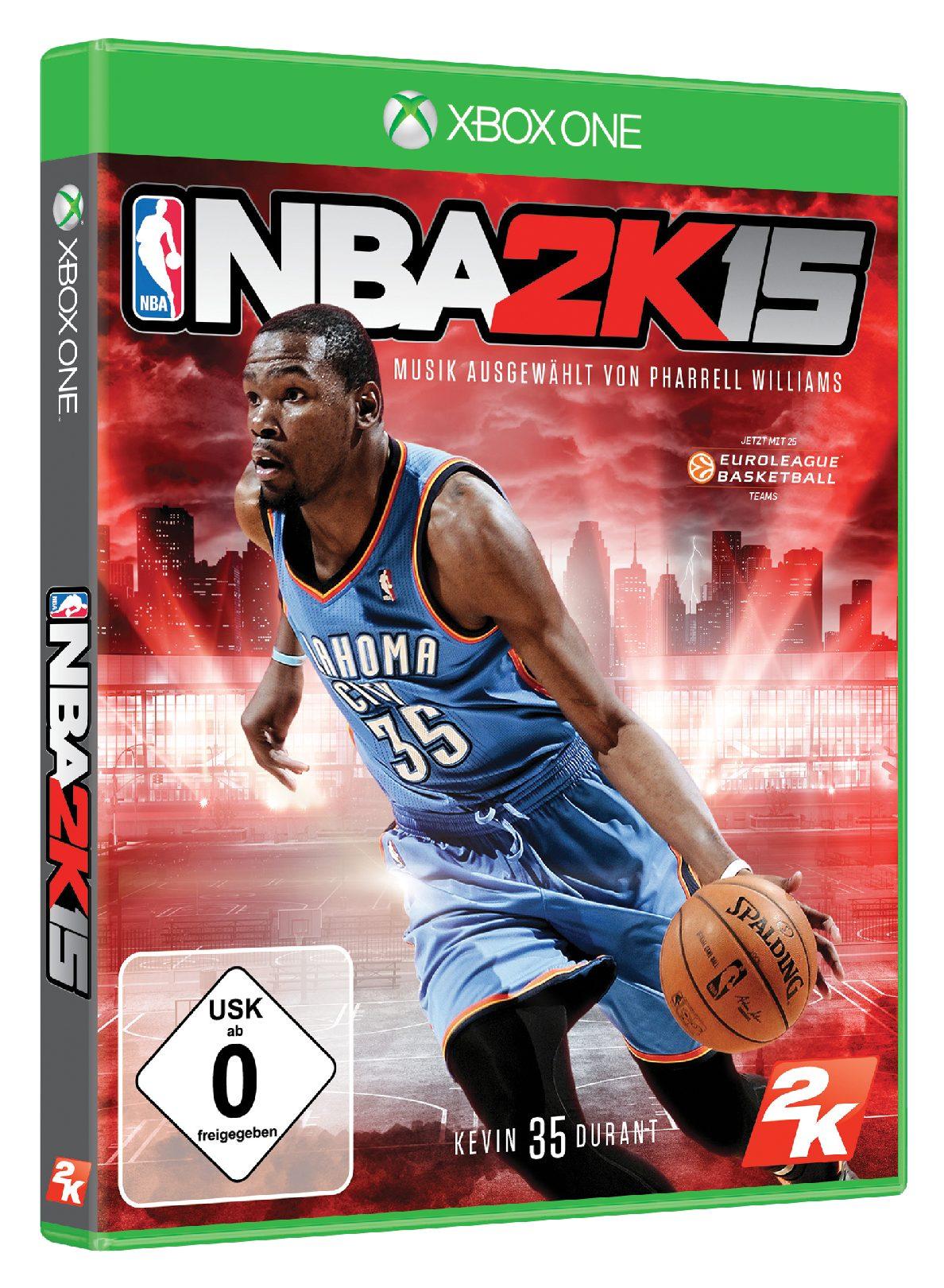 Take 2 NBA 2K15 »XBox One«