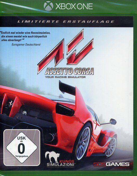 505 Games Assetto Corsa »XBox One«