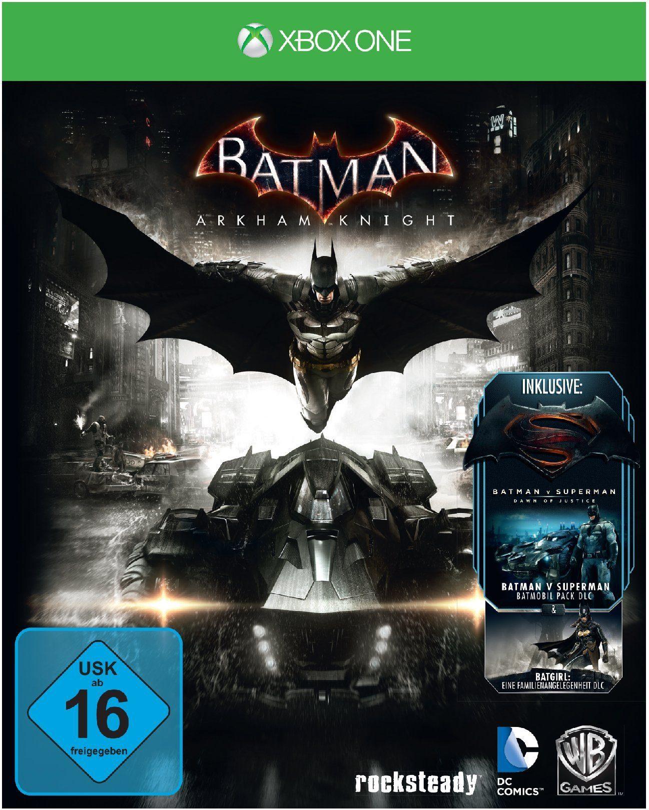 Warner Games Batman: Arkham Knight (Sonder-Edition) »XBox One«