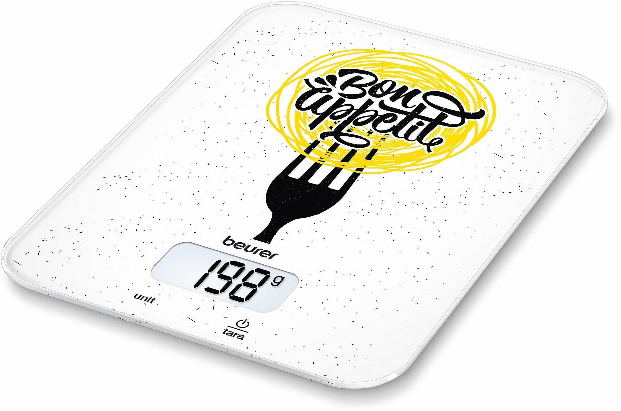 Beurer Küchenwaage KS 19 Bon Appetit