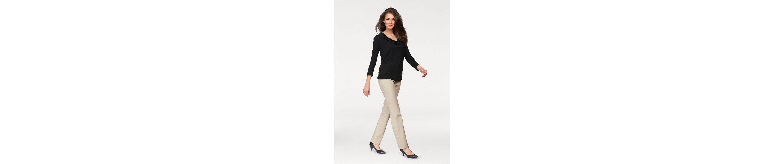 Vivance 3/4-Arm-Shirt, in femininem Look
