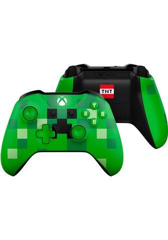 XBOX ONE Wireless-Controller »Minecraft creeper...