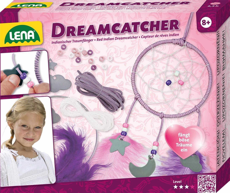 LENA® Traumfänger Bastelset, »Dreamcatcher«