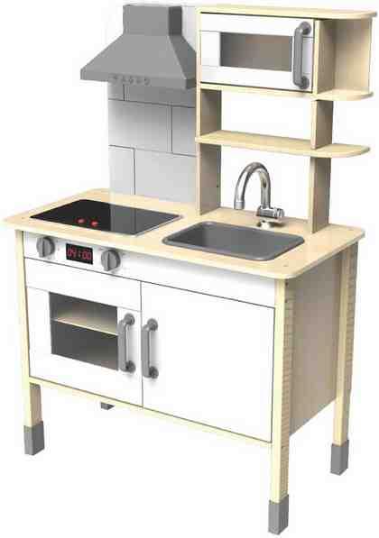 Eichhorn Spielküche Holz