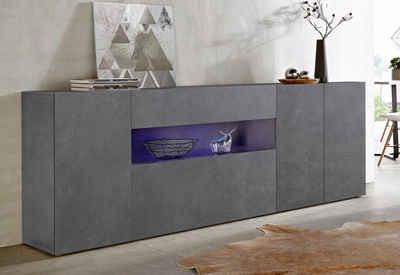 Sideboard Grau sideboard in grau kaufen otto
