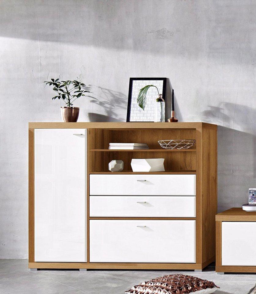highboard raum breite 146 5 cm online kaufen otto. Black Bedroom Furniture Sets. Home Design Ideas