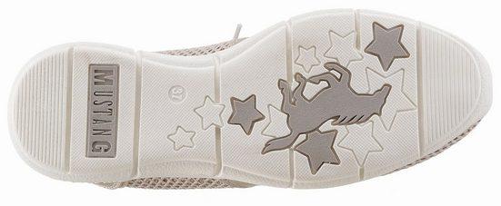 Mustang Shoes Sneaker, mit verdecktem Gummizug