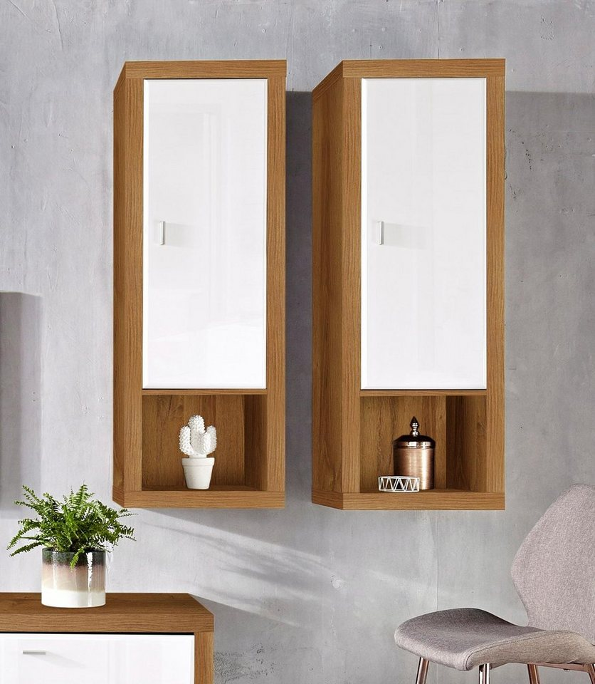 h ngeschrank raum h he 129 5 cm online kaufen otto. Black Bedroom Furniture Sets. Home Design Ideas