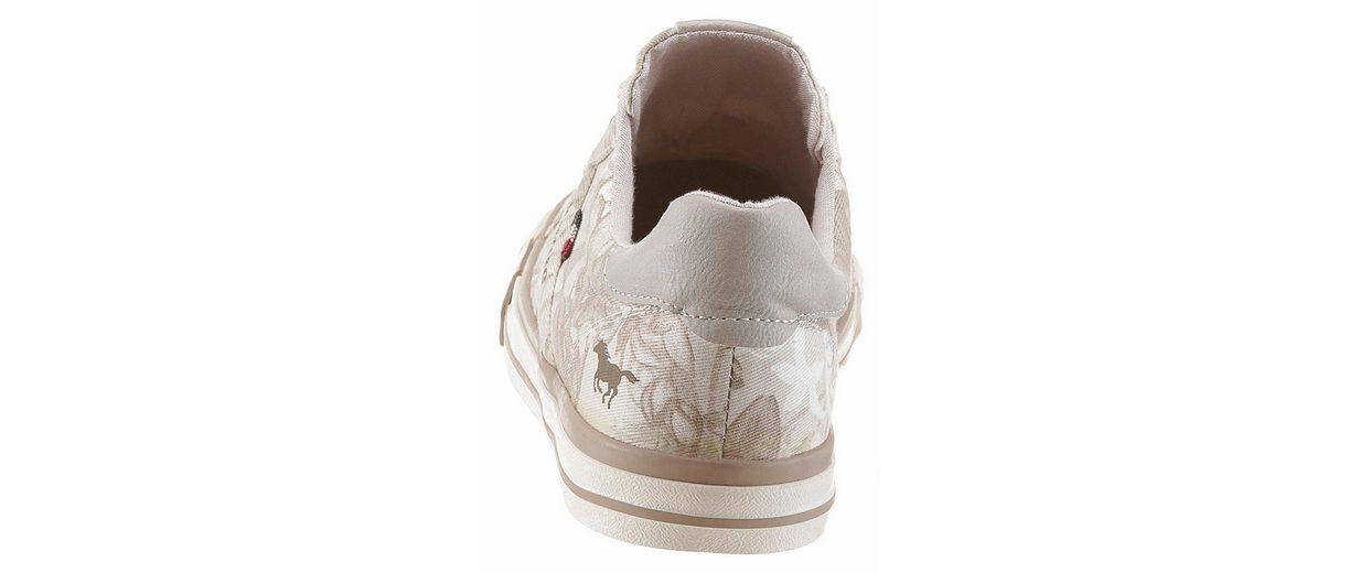 Mustang Shoes Slip-On Sneaker, mit gepolstertem Schaftrand