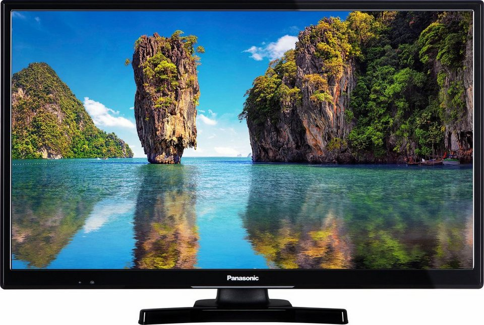 panasonic tx 24ew334 led fernseher 60 cm 24 zoll hd. Black Bedroom Furniture Sets. Home Design Ideas
