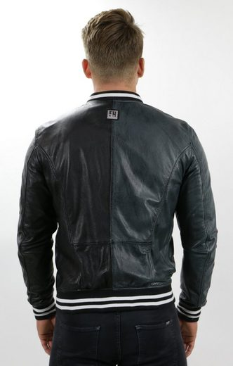 Freaky Nation Lederjacke Best Brand