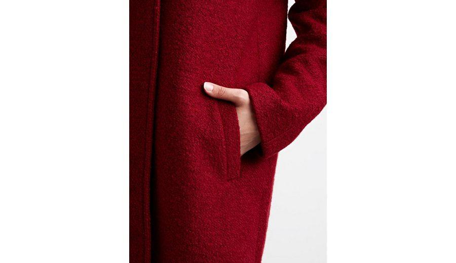 OBJECT Woll- Mantel Breite Palette Von Online-Verkauf Online Einkaufen Auslass Nicekicks Lieferung Frei Haus Mit Mastercard Billig Wirklich ty2Du