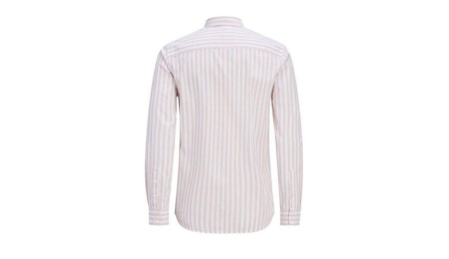 Jack & Jones Formelles, in schmaler Passform geschnittenes Langarmhemd