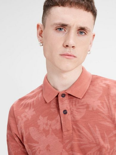 Jack & Jones Blumiges Poloshirt