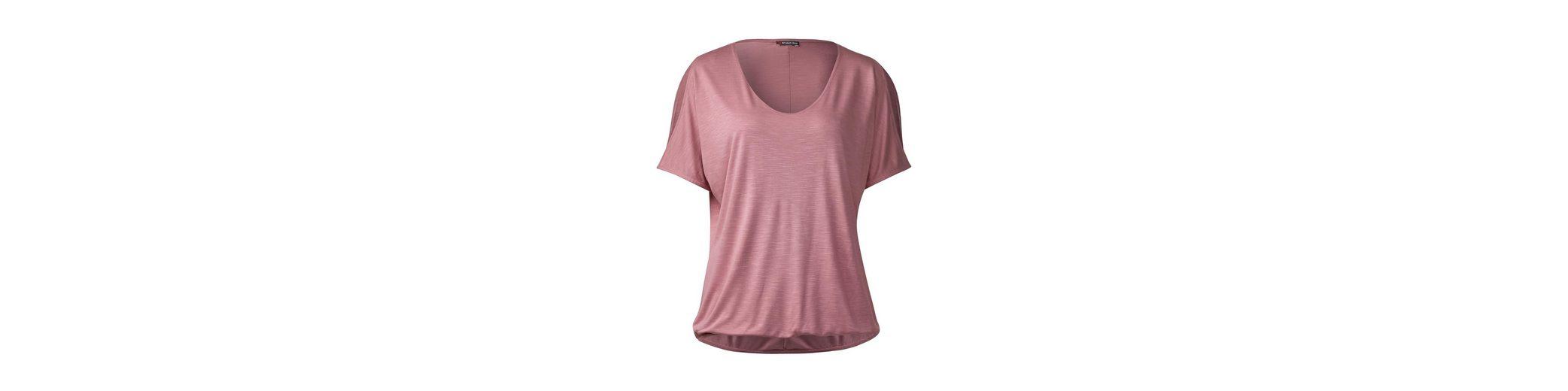 Bilder Zum Verkauf Street One V-Shirt mit Armschlitz Naja Spielraum Fälschung YRwXb226T