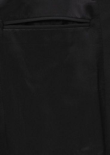 s.Oliver BLACK LABEL Cosimo Slim: Sakko mit matter Struktur