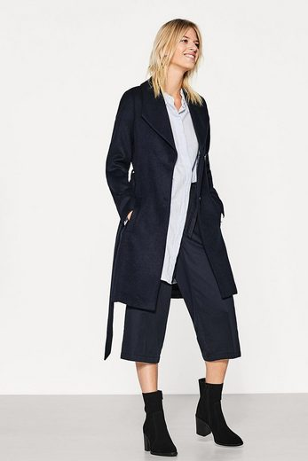 Esprit Collection Coat Collar Spades With, Wool-mix