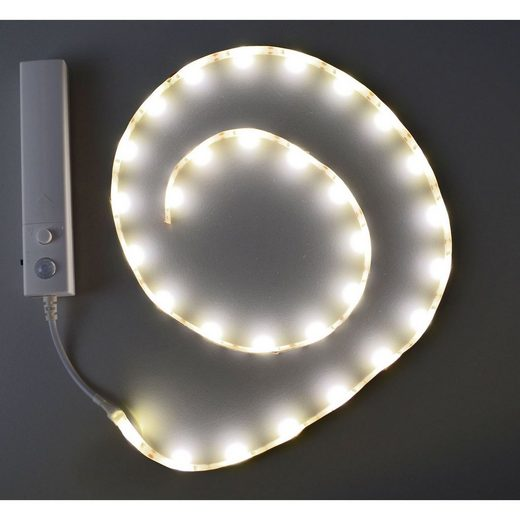 X4-Life LED Band mit Bewegungsmelder, 1m
