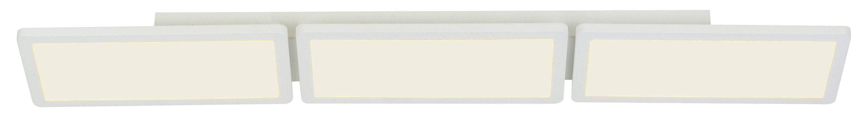 Brilliant Leuchten Scope LED Deckenaufbau-Paneel 92x15cm weiß matt easyDim