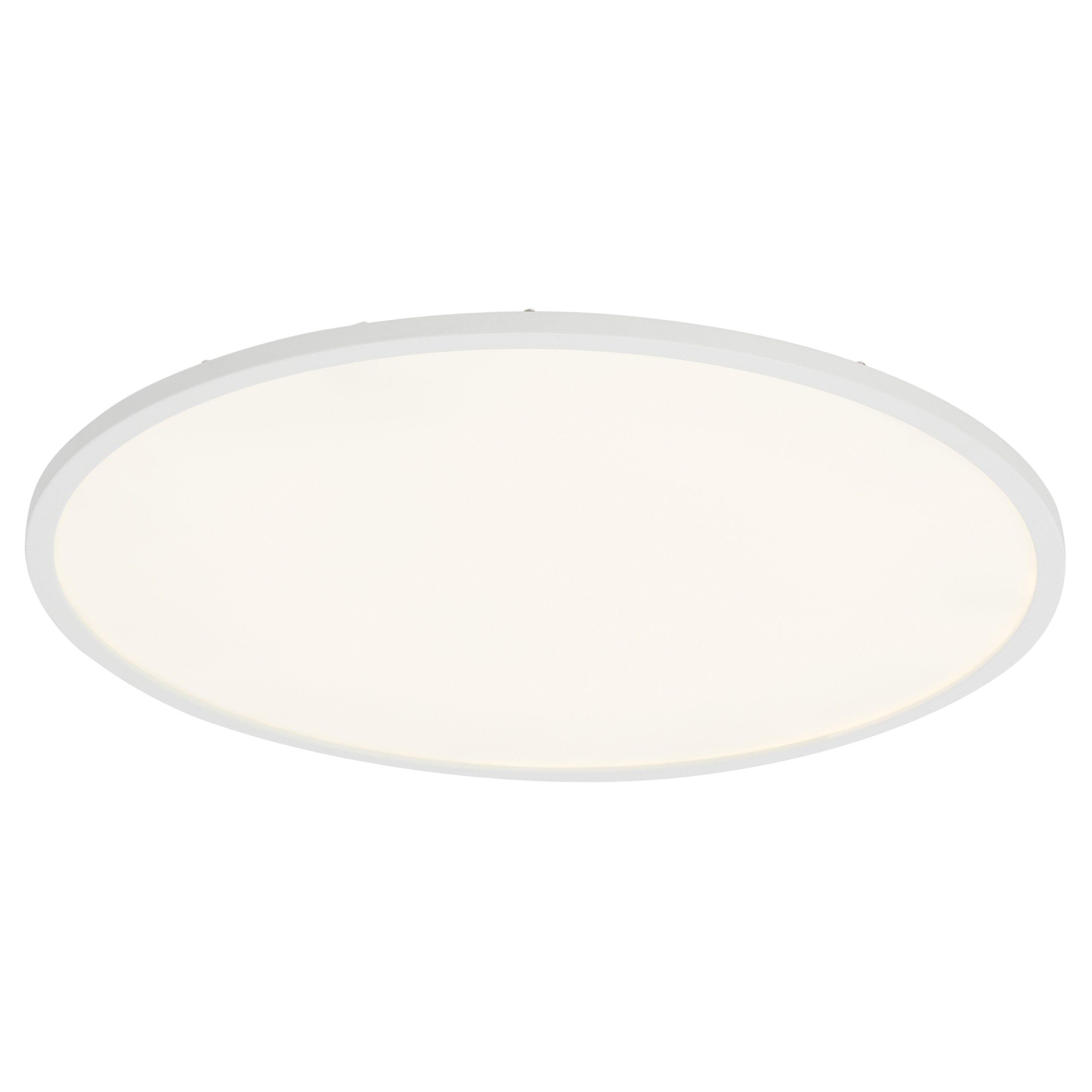 Brilliant Leuchten Ceres LED Deckenaufbau-Paneel 45cm weiß easyDim