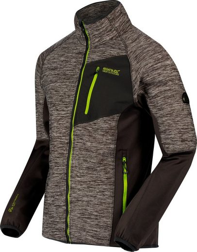 Regatta Outdoorjacke Farway II Hybrid Softshell Jacket Men