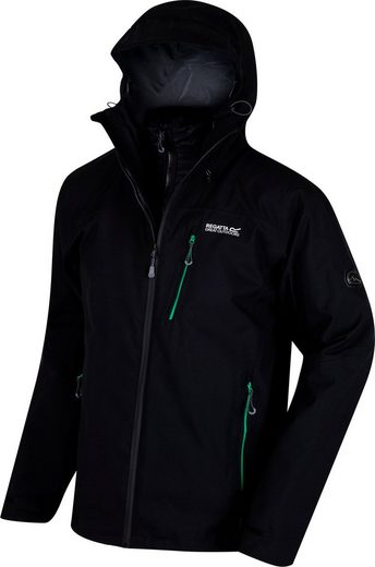 Regatta Outdoorjacke Wentwood II 3in1 Jacket Men