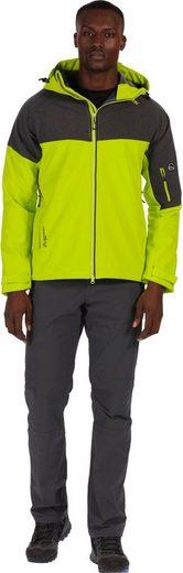 Regatta Outdoorjacke Hewitts III Softshell Jacket Men