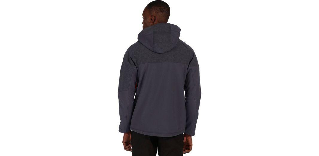 Billig Verkauf Echt Regatta Outdoorjacke Hewitts III Softshell Jacket Men Top-Qualität Günstig Online Rabatt Top-Qualität Freies Verschiffen 100% Garantiert PVFe6S2x