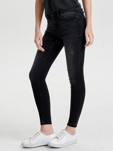 Jacqueline de Yong JDY Jake reg. Ankle Skinny Fit Jeans