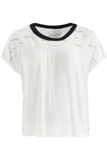 khujo T-Shirt JOYCE AOP PRINT