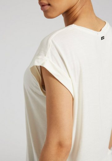 khujo T-Shirt IMKE NEON PRINT