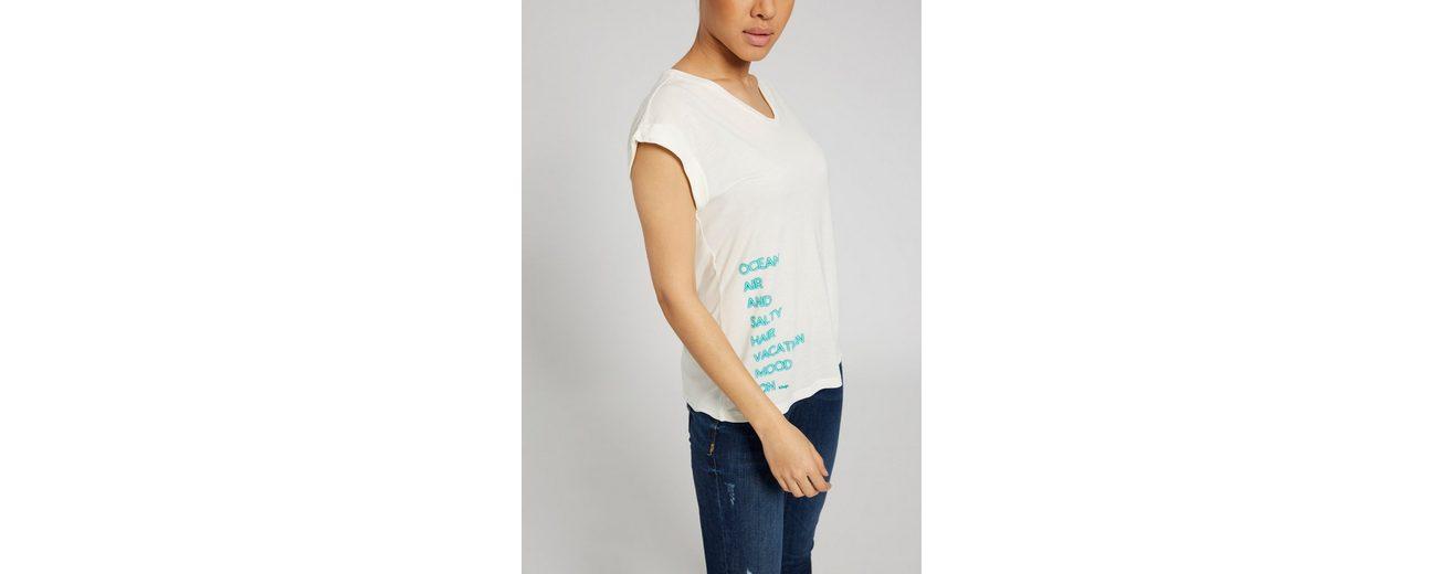 Original- Verkauf Finish khujo T-Shirt IMKE NEON PRINT Mit Paypal Zahlen Zu Verkaufen k8H13wJ0yP