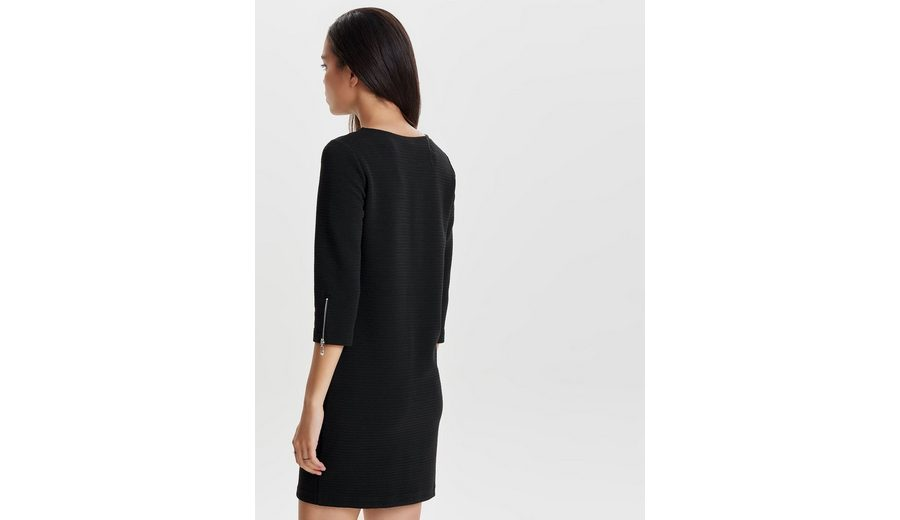 Jacqueline de Yong 3/4-Ärmel- Kleid Rabatt Billigsten 5PVuzd