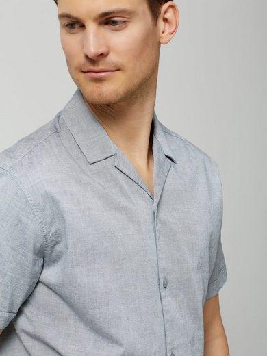 Selected Homme In regulärer Passform geschnittenes Kurzarmhemd