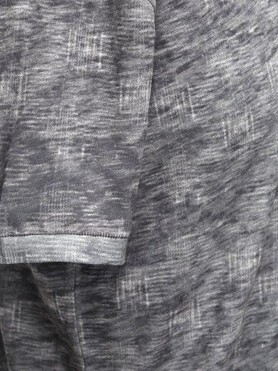 Jack & Jones Struktur- T-shirt