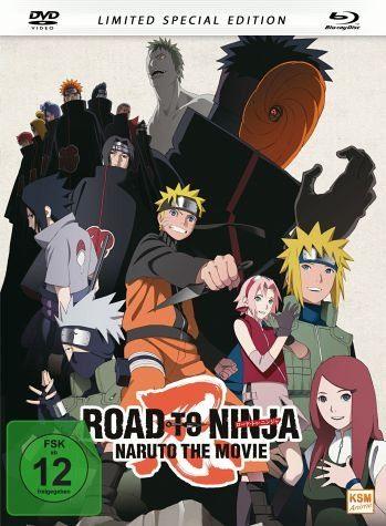 Blu-ray »Road to Ninja: Naruto the Movie (Limited...«