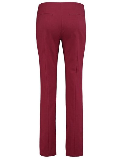 Gerry Weber Pants Leisure Long Pants With Dividing Seam