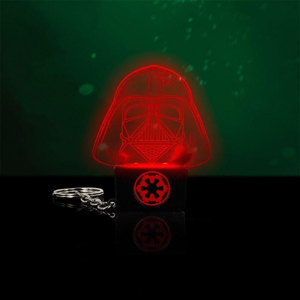 Paladone Fanartikel »Star Wars Darth Vader Schlüsselanhänger mit Licht«