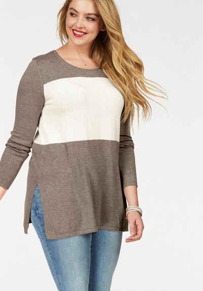 Pullover in großen Größen » Pullover für Mollige kaufen   OTTO