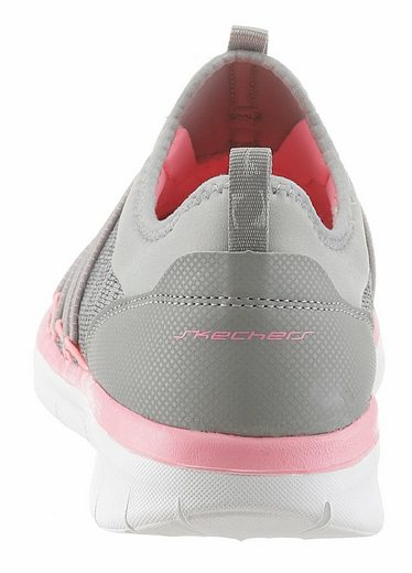 Skechers Synergy 2.0 Simply Chic Slipper, mit Gummibändern