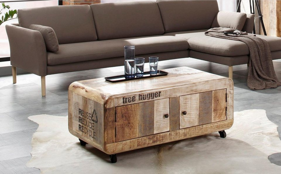 home affaire couchtisch bully breite 110 cm otto. Black Bedroom Furniture Sets. Home Design Ideas