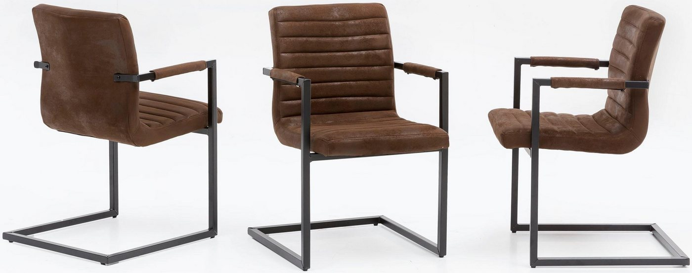 18 sparen freischwinger premium collection by home affaire parzival 2er set nur 229 99. Black Bedroom Furniture Sets. Home Design Ideas