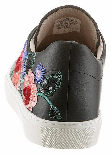 Sneaker De Vaso-flor De Skechers, Avec La Belle Broderie
