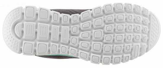 Skechers Graceful - Get Connected Sneaker, mit Dämpfung durch Memory Foam