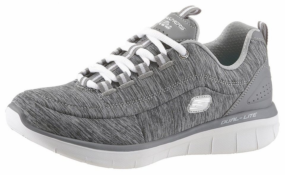 skechers synergy 2 0 headliner sneaker mit air cooled memory foam online kaufen otto. Black Bedroom Furniture Sets. Home Design Ideas