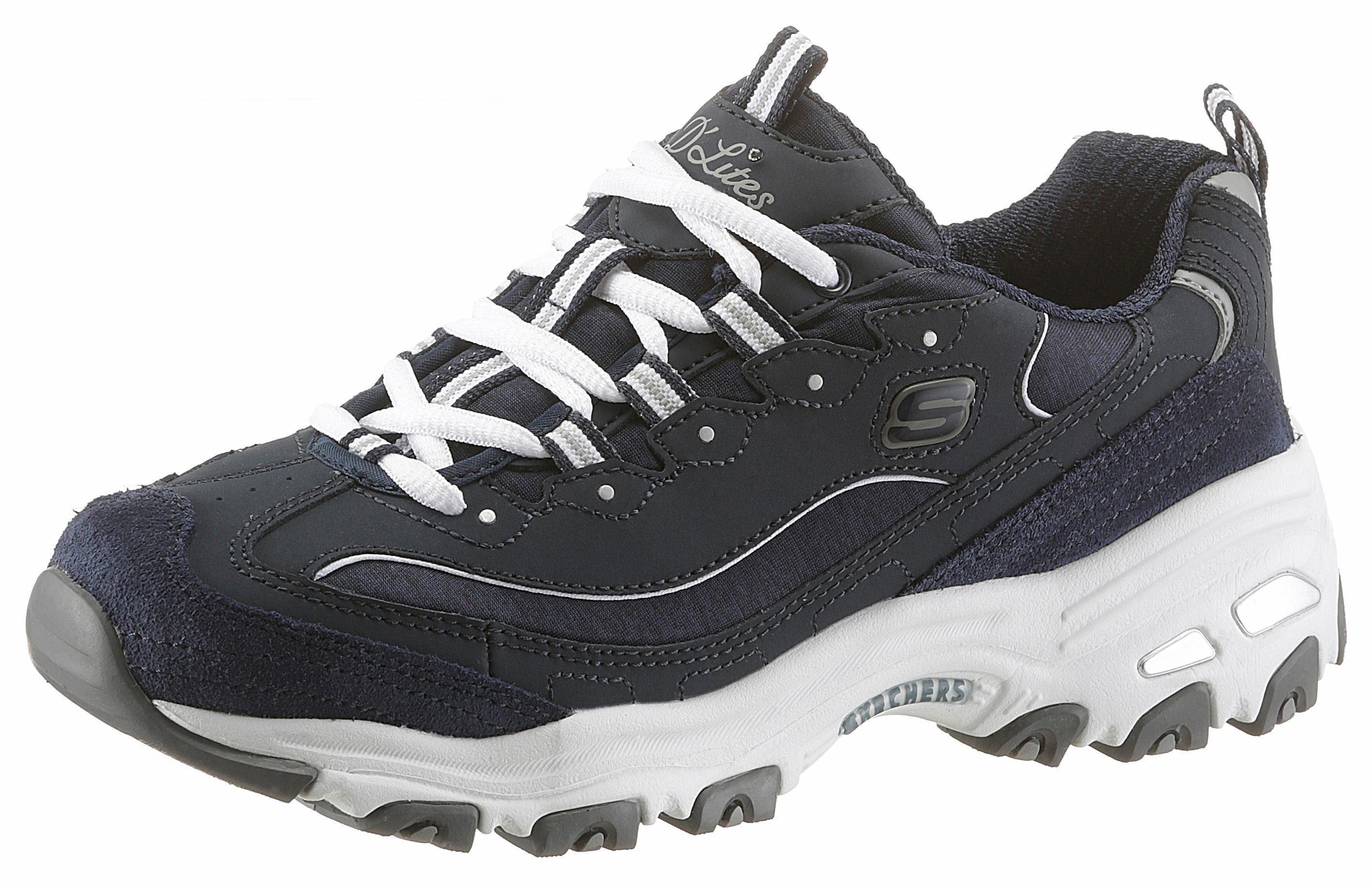 Skechers »d'lites Me Sneaker FoamOtto Mit Memory Time« CxhrtsQd