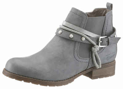Bensimon - Damen - Boots Chelsea - Stiefeletten & Boots - grün sGA244R