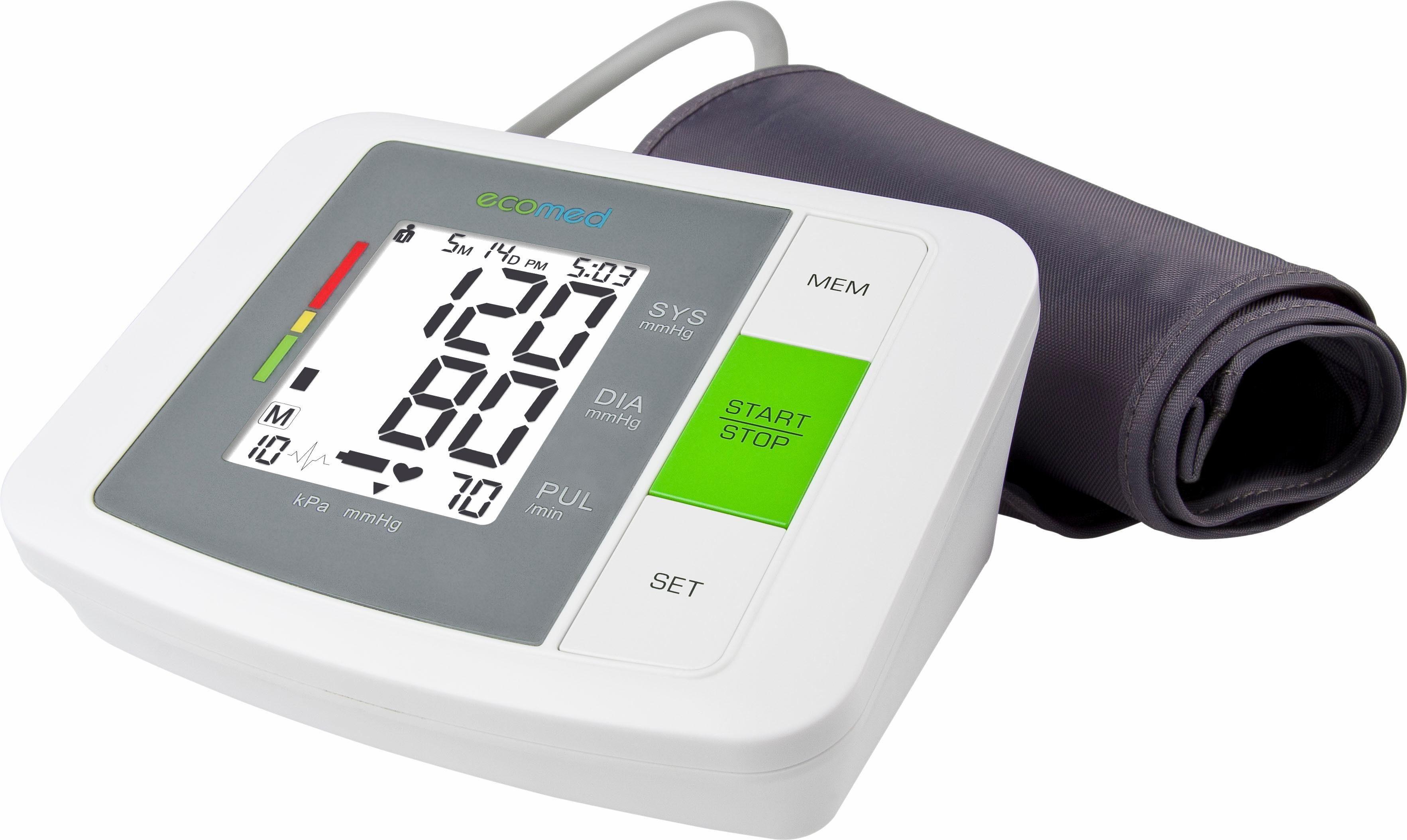 Ecomed, Oberarm-Blutdruckmessergerät, BU-90E