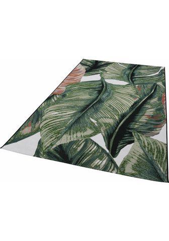 TOM TAILOR Kilimas »Garden Leaf« rechteckig aukšt...