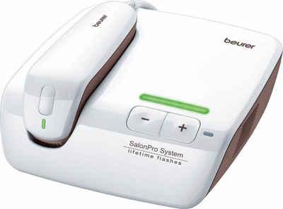 BEURER IPL-Haarentferner 10000 Plus, 250000 Lichtimpulse, Dauerhafte Haarentfernung, schnelle Anwendung, Automatische Hauttonerkennung